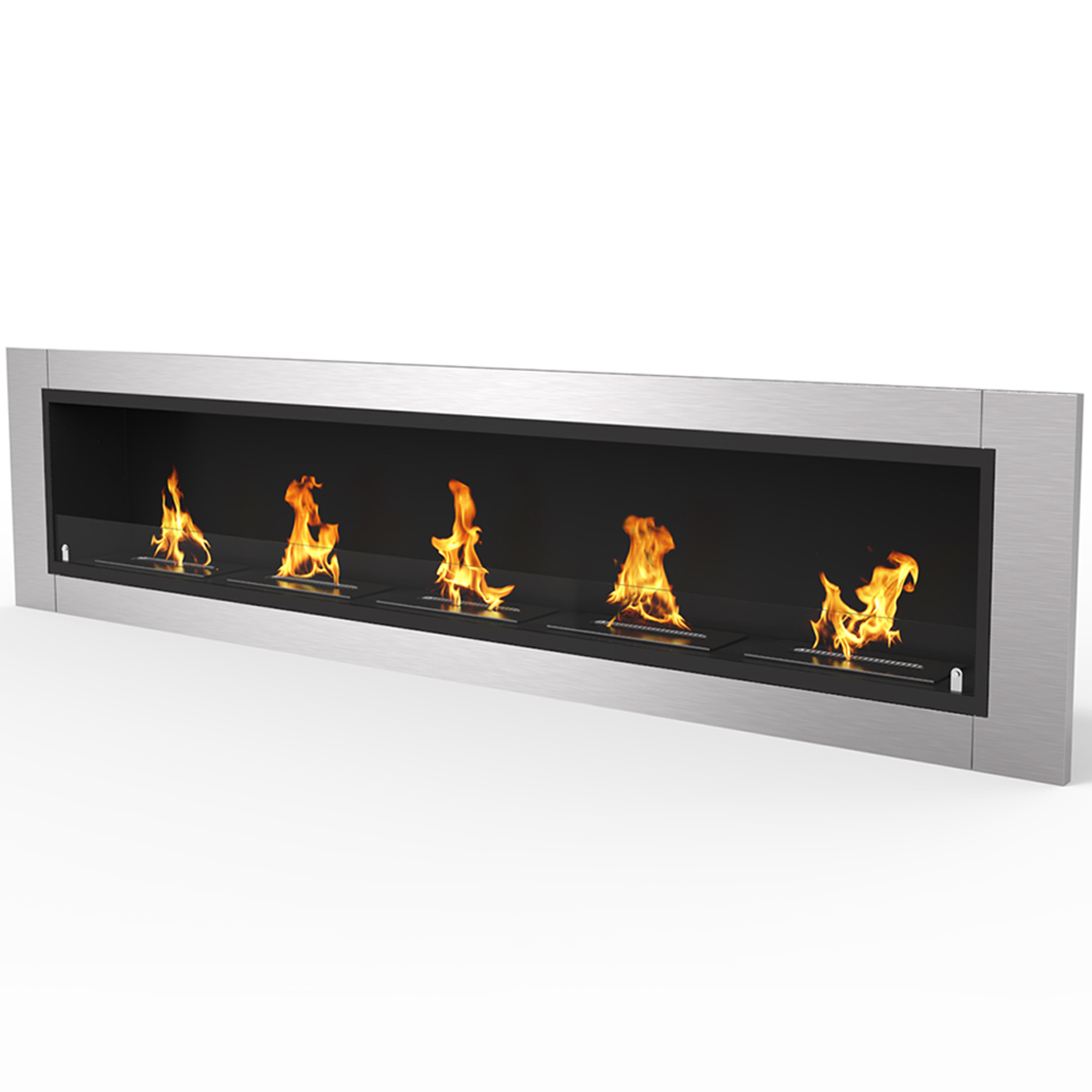 mounted bio insert amazon home with fireplace three homcom kitchen wall burners ethanol ca dp