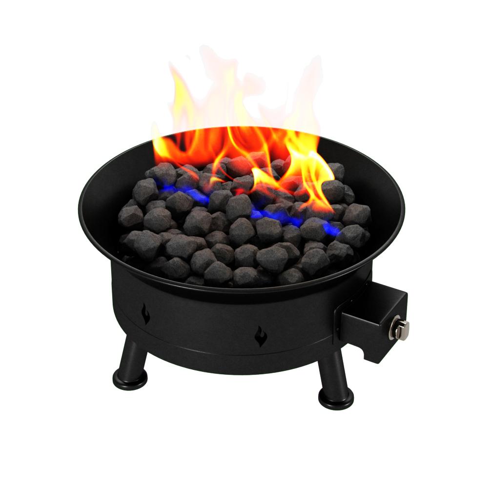 camp mate xl 58 000 btu portable propane outdoor fire pit