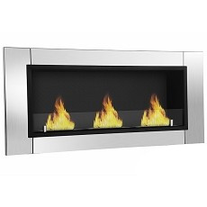 Recessed Ethanol Fireplaces