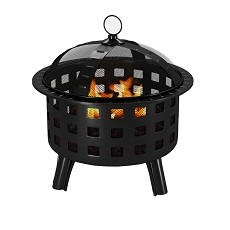 Ouray Outdoor Backyard Garden Home Light Fire Pit