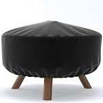 Universal 32 Inch Diameter Fire Pit Outdoor Round Cover